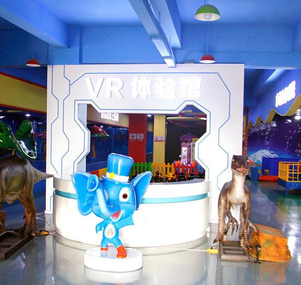 迪乐尼室内儿童乐园场地5