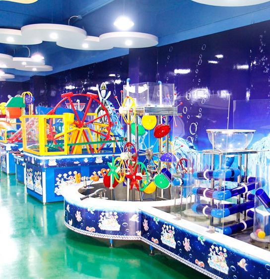 迪乐尼室内儿童乐园场地6