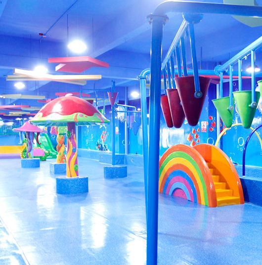 迪乐尼室内儿童乐园场地7