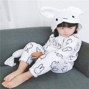 喜棉儿童排汗睡衣实用