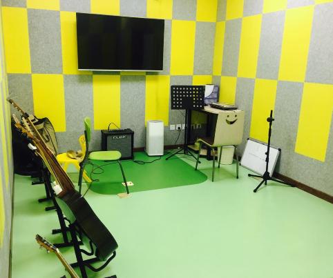 罗兰数字音乐教育教室