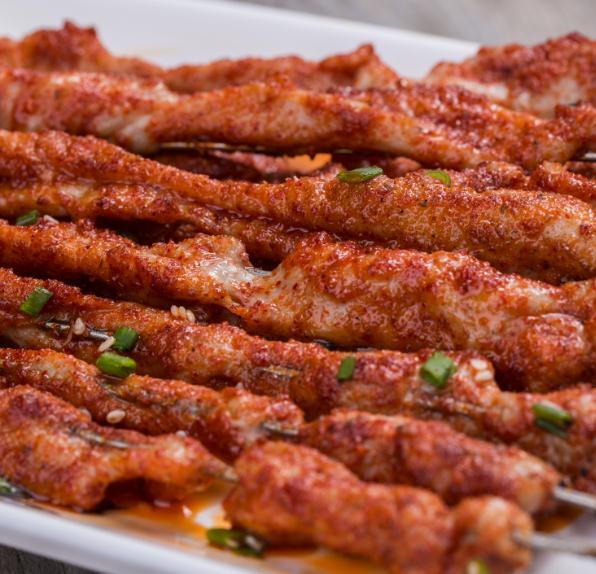 敘老街燒烤烤串2