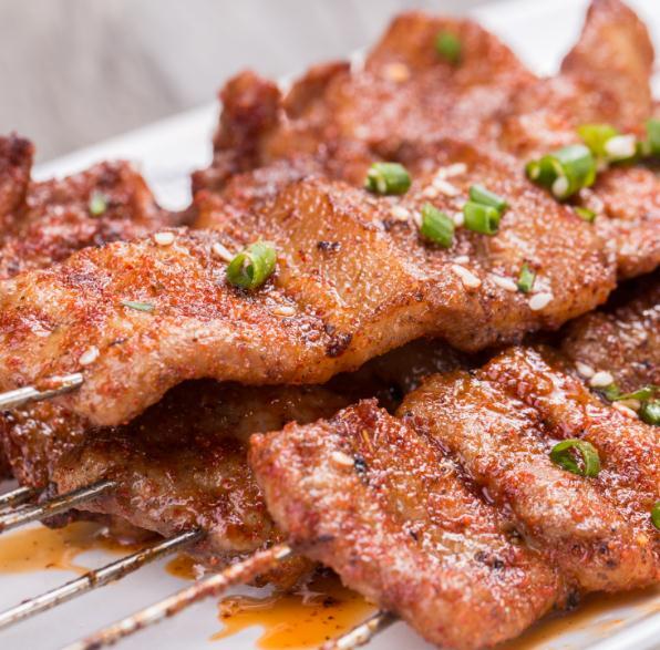 敘老街燒烤烤串3