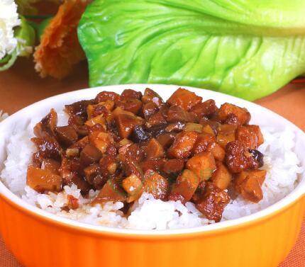 桔辰台式卤肉饭