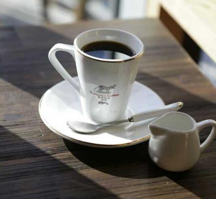 呆貓咖啡加盟