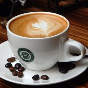 曼岛物语咖啡宣传