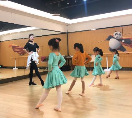 爱德米乐艺术学院拉丁舞