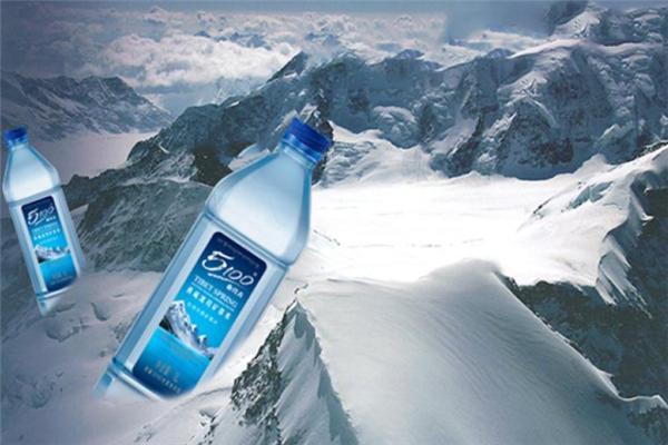 5100西藏冰川矿泉水卫生