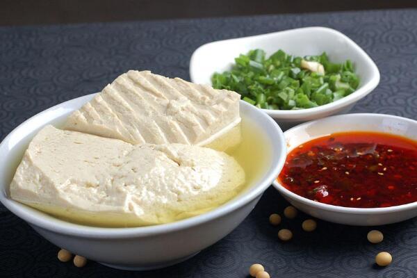 黃豆仙人美味豆腐