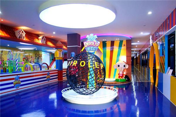 迪乐尼室内儿童乐园加盟