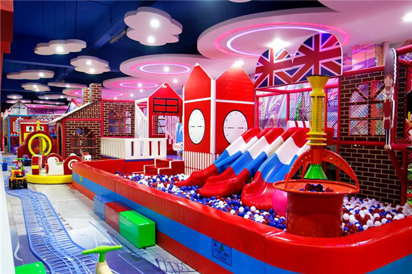 迪乐尼室内儿童乐园室内