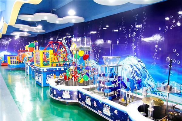 迪樂尼室內兒童樂園玩具