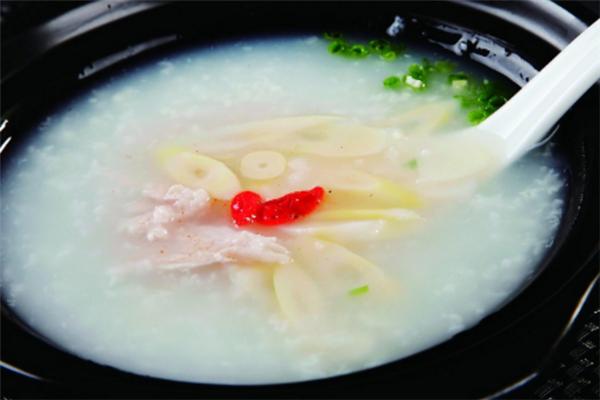 城食筷线粥店营养