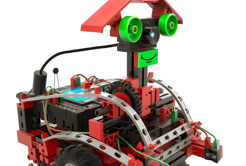 慧鱼机器人模型