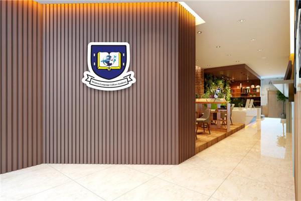 新窗口国际外语学校环境