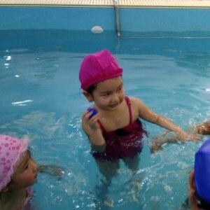 33度游泳馆