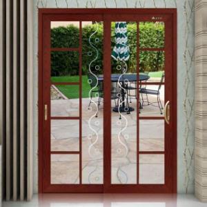 森鷹鋁包木門窗很好