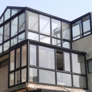 森鷹鋁包木門窗時尚