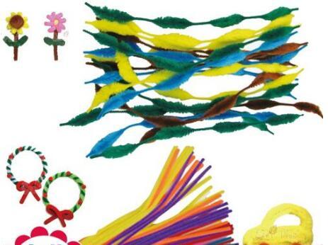 七色花美术多种