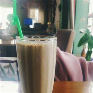 堅果咖啡奶茶