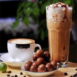 堅果咖啡飲品加盟