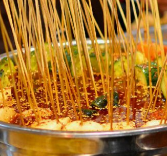 食止冷锅串串麻辣