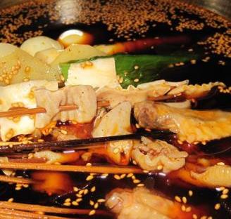 食止冷锅串串香辣
