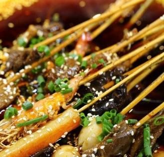 食止冷锅串串好吃