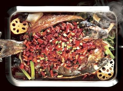 鱼非鱼烤鱼加盟