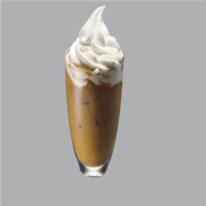 雪顶咖啡香甜