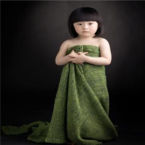 韩国首尔儿童摄影可爱
