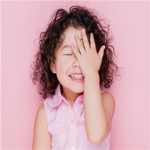 爱儿美儿童摄影爱笑