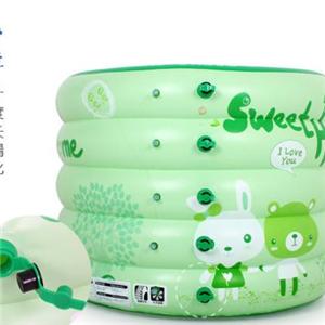 欧培婴儿游泳池绿色