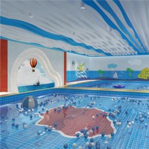 孝感婴儿游泳馆泳池