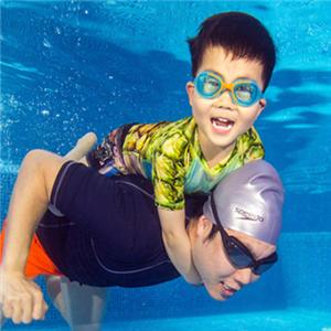 尼莫亲子游泳教学