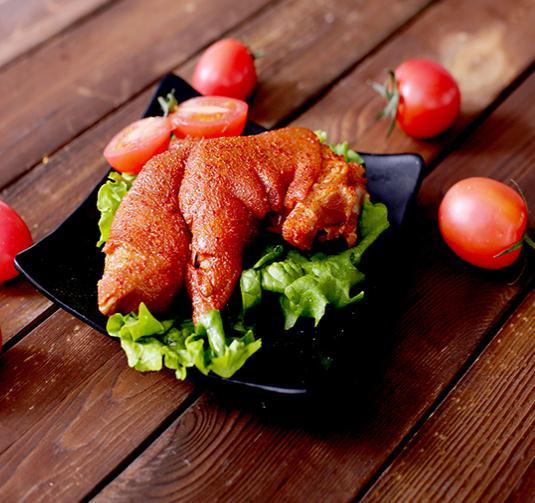 孫麗麗烤豬蹄產品2