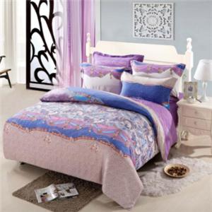 远梦床上用品紫色