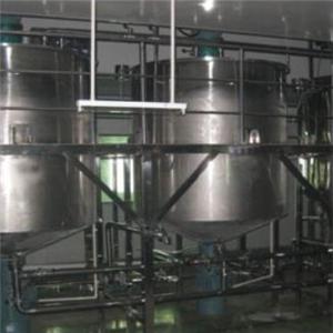 艾女士洗衣液生产设备产品