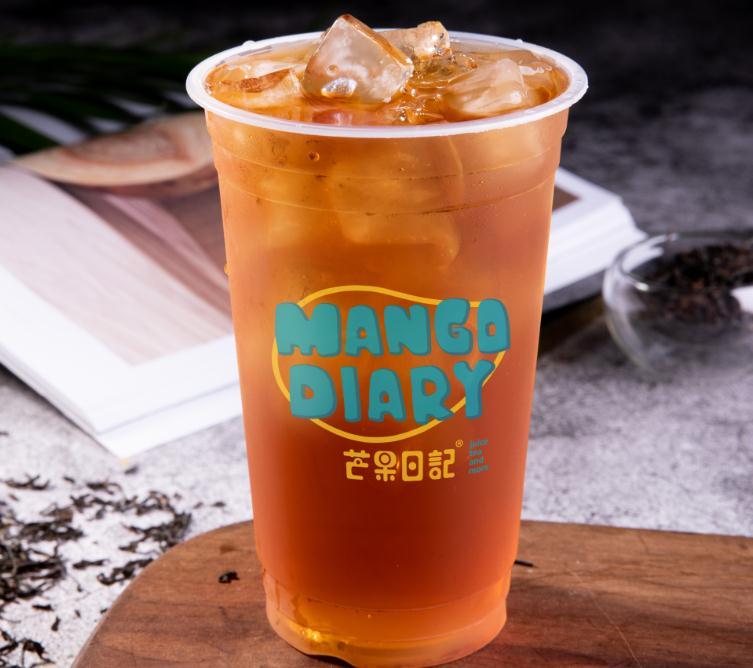 芒果日记饮品1