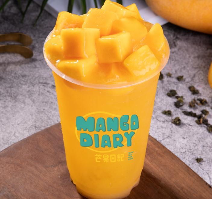 芒果日记饮品2