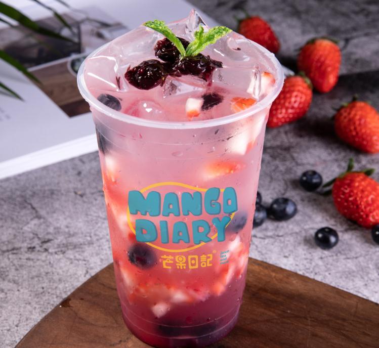 芒果日记饮品8