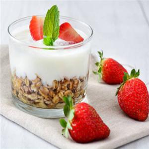妙可酸奶草莓