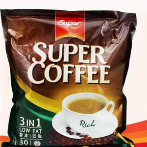 super咖啡美味