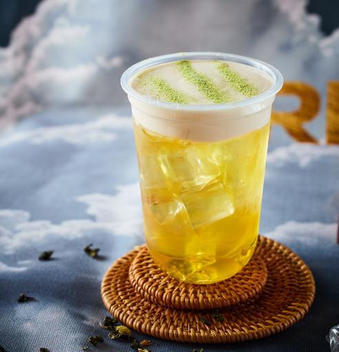 臻功夫奶茶产品12