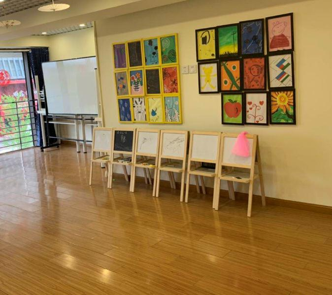 凯歌贝贝早教中心教室
