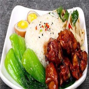 張吉記鹵肉燒汁飯