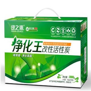 绿之源除甲醛一盒