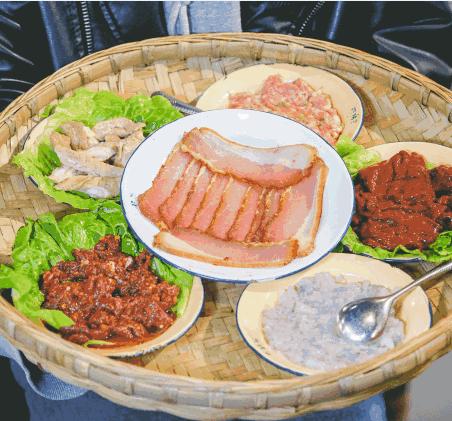 百年渝香老火鍋菜式1
