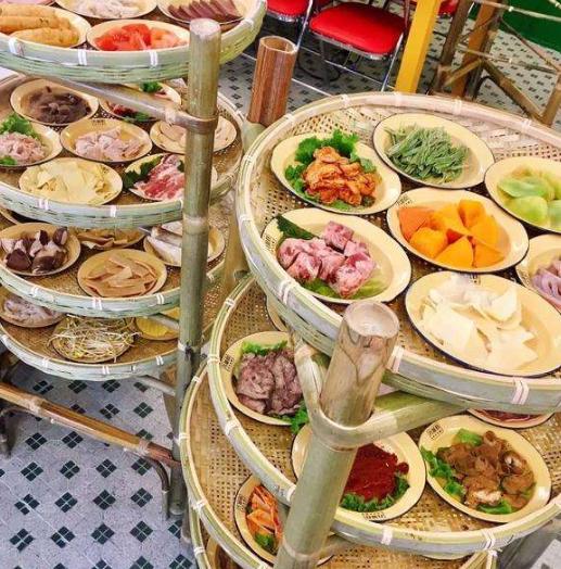 百年渝香老火鍋菜式5