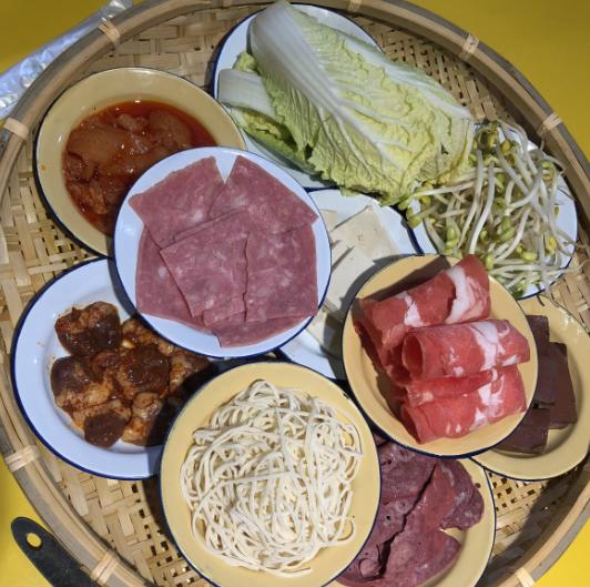 百年渝香老火鍋菜式6